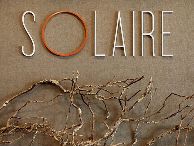 Solaire Restaurant and Bar: Second Friday