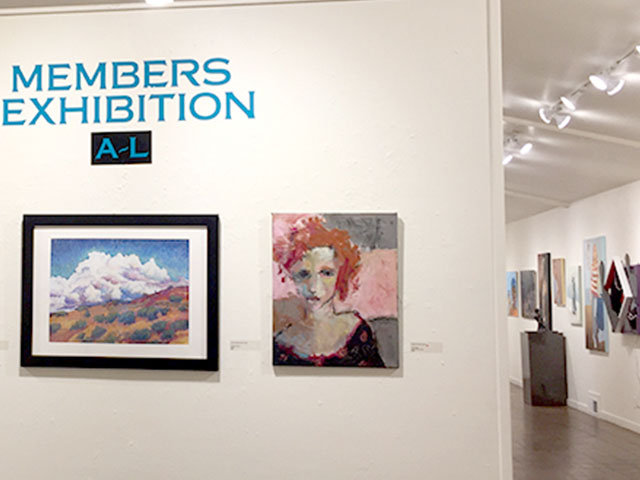 Members Exhibition A-L