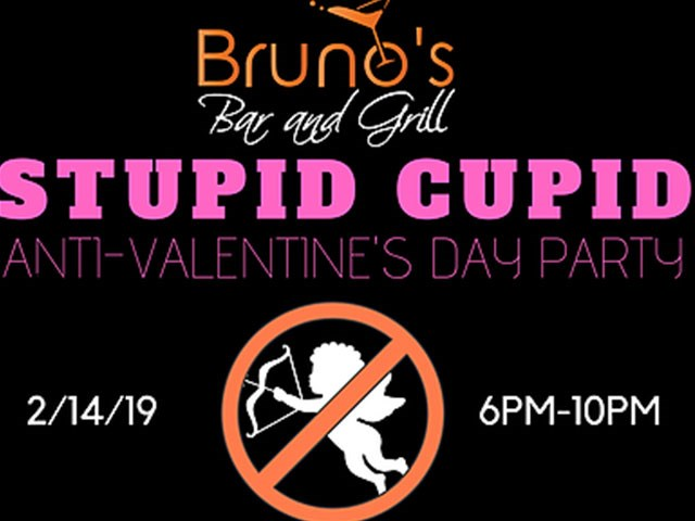 Bruno's Stupid Cupid Anti-Valentines Day Party