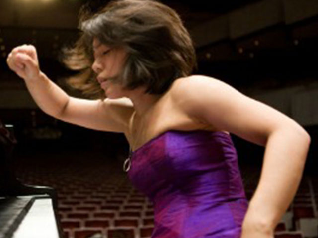 Program V5: Ching-Yun Hu and Prodigies of the Philadelphia Young Pianists Academy