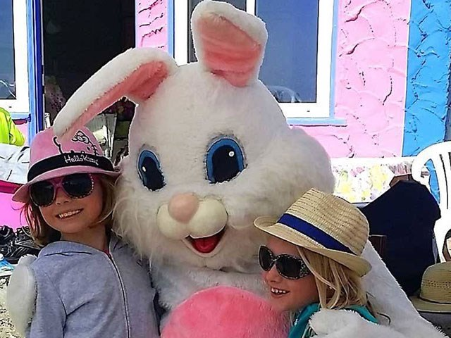 Capitola Village Easter Egg Hunt