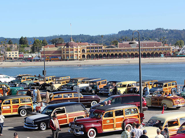 24th Annual Woodies on the Wharf