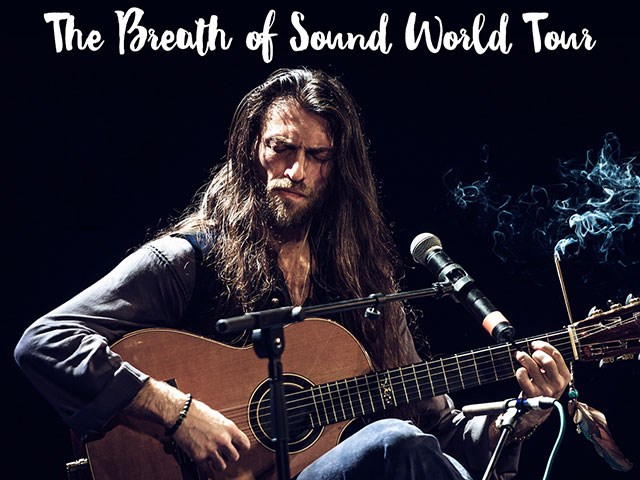 Estas Tonne-The Breath of Sound World Tour