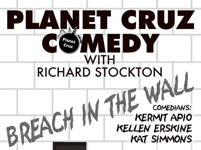 Planet Cruz Comedy with Richard Stockton