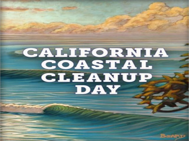 Annual Coastal Cleanup Day