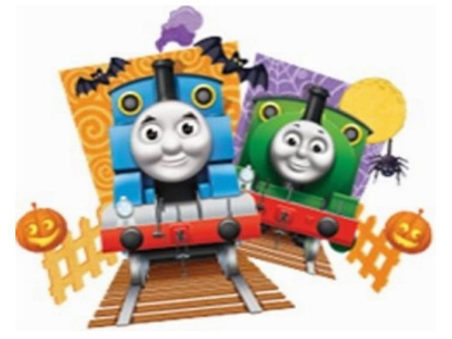 Day out With Thomas Presents Thomas and Percy's Halloween Party