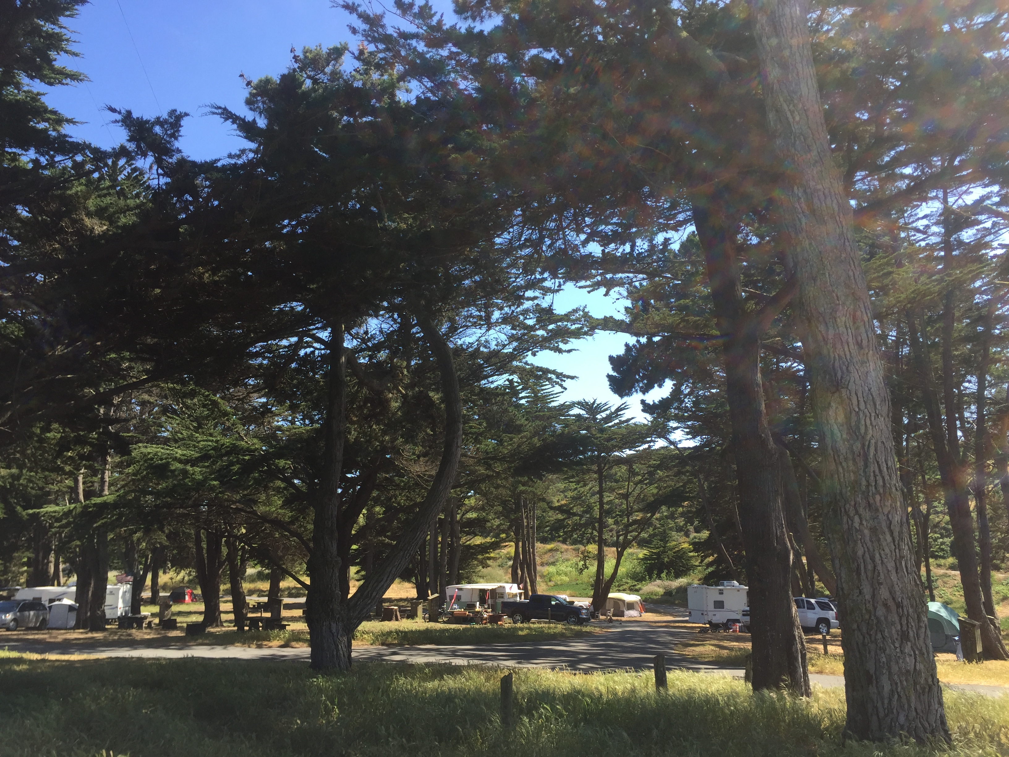 campgrounds & rv parks in santa cruz county - visit santa cruz county