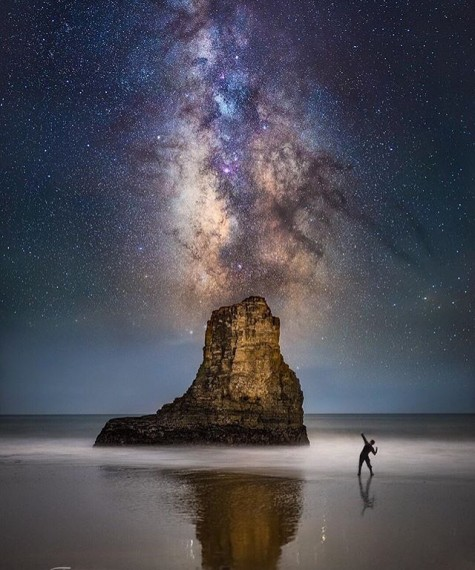 Milky Way 1 @fzaidi13