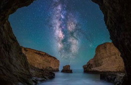 davenport-milky-way