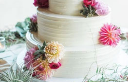 dreamy wedding cakes