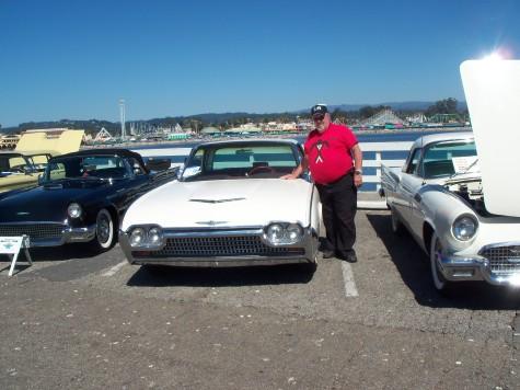 Thunderbirds on the Santa Cruz Wharf