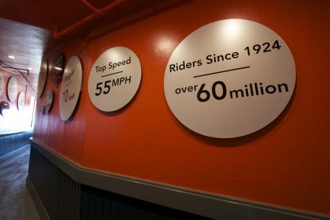 Giant Dipper Fun Facts