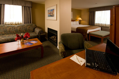 Photo courtesy of Best Western Capitola By-the-Sea