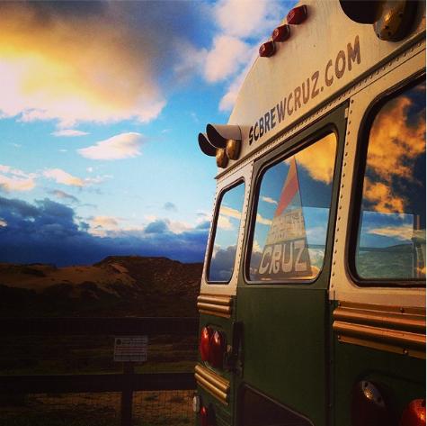 Photo from Brew Cruz Instagram, @scbrewcruz