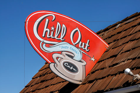 Chill OutBLOG