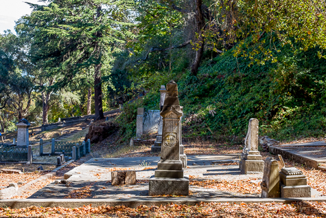 Evergreen Cemetery_Tombstones 2