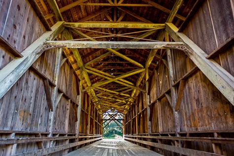 Felton Covered Bridge Photo Credit Garrick Ramirez