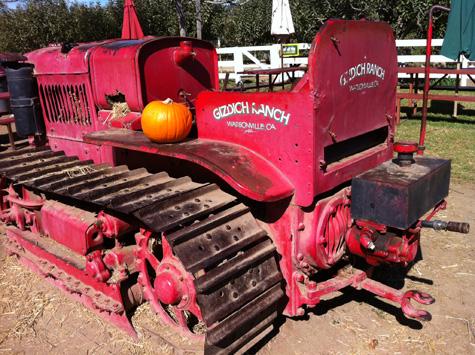 Gizdich Ranch_Tractor