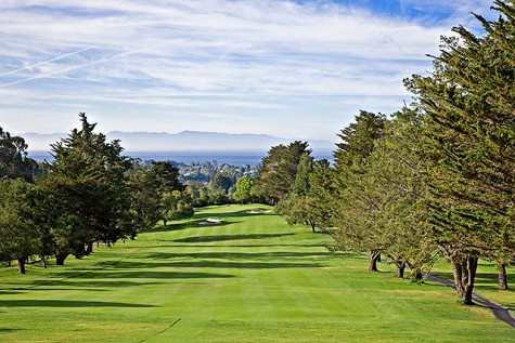 Hit the Links Courtesy Pasatiempo Golf Club