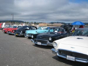 Thunderbirds on the Santa Cruz Wharf donates proceeds to Children's Hospice and Palliative Care Coalition in Watsonville.