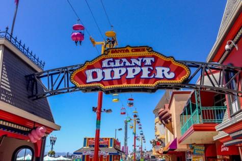 Modern Thrills Beach Theme Park
