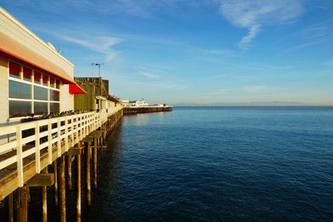 Wharf-October