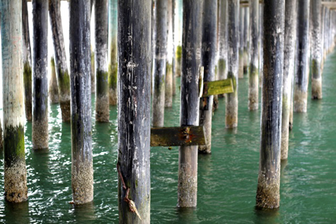 Wharf Pillars WaterSM