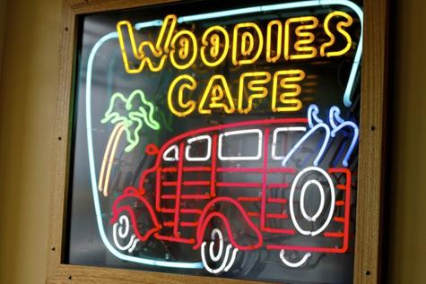 Woodies CafeSM