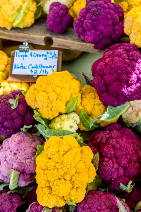 Farm Mkt Cauliflower