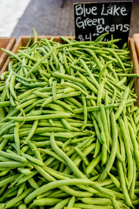 Farm Mkt Green Beans