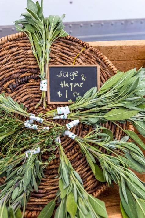 Farm Mkt Herbs