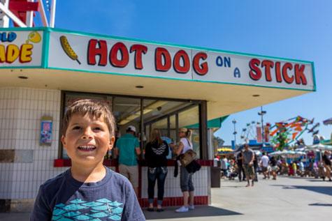 Hot-Dog-on-a-Stick
