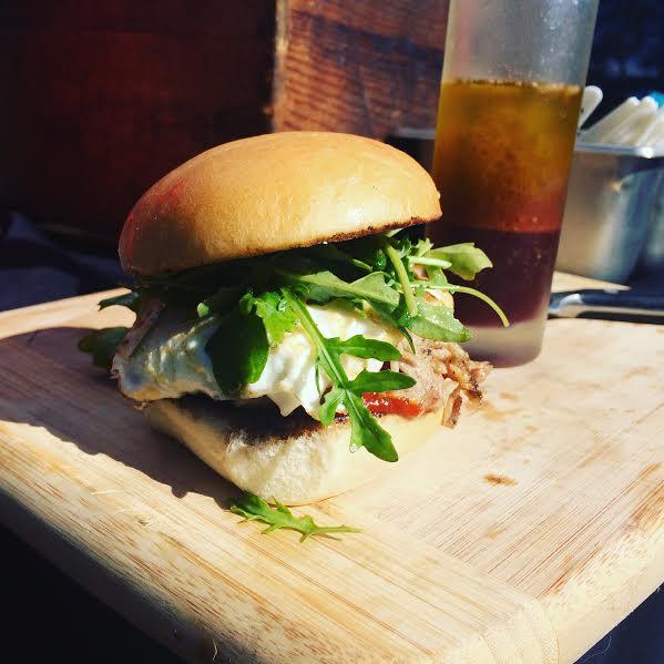 Scotts Valley Farmer's Market Sandwich