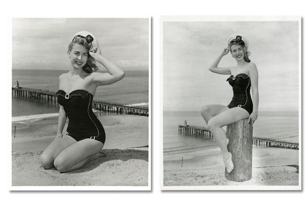 Marilyn Bathing Beauty