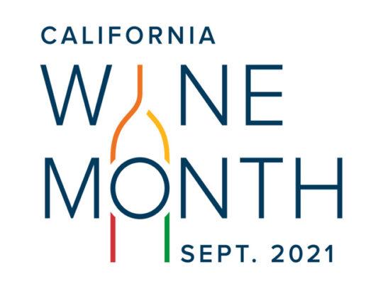 CA Wine Month - Logo