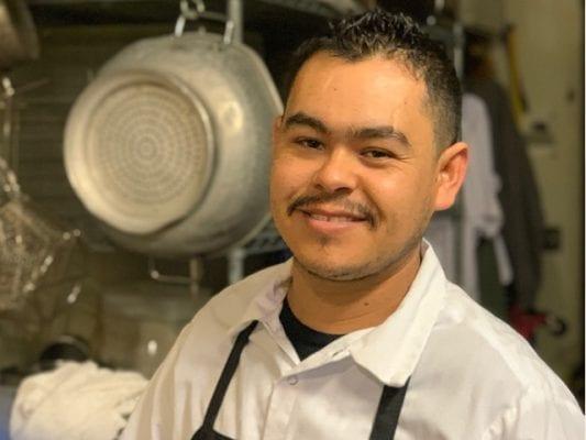 Chef Rodrigo Serna