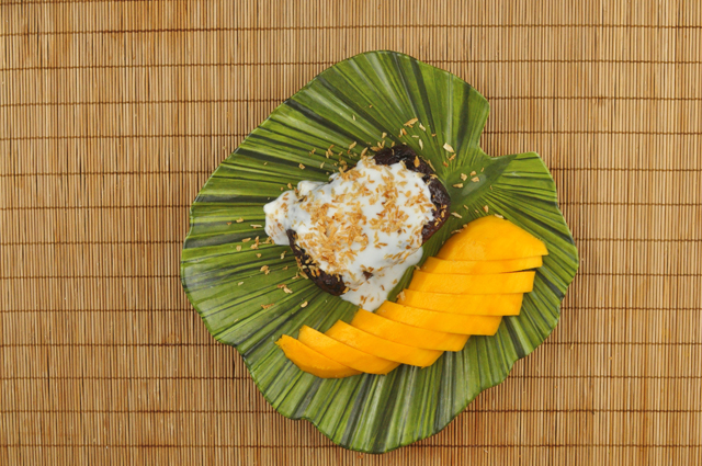 Decadent Desserts: Check out 5 of the Best Desserts in Santa Cruz County including the Mango with Sticky Rice at Pacific Thai in Downtown Santa Cruz, California.