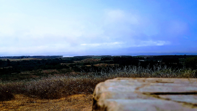 Hikes with a View in Santa Cruz County: Wilder Ranch State Park is loaded with ocean vistas. This hike leads to a picnic bench with sweeping ocean vistas.